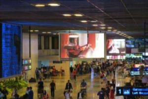 DMK airport advertising
