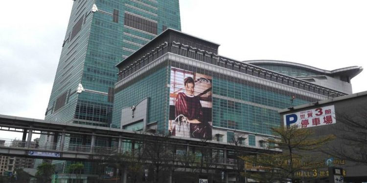 taiwan outdoor ad agency